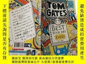 二手書博民逛書店tom罕見gates best book day ever 湯姆·蓋茨有史以來最好的讀書日.Y200392