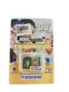 創見 RSMMC-1GB 記憶卡