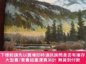 二手書博民逛書店The罕見Art of Landscape Painting-山水畫藝術Y364727 Paul Strisi