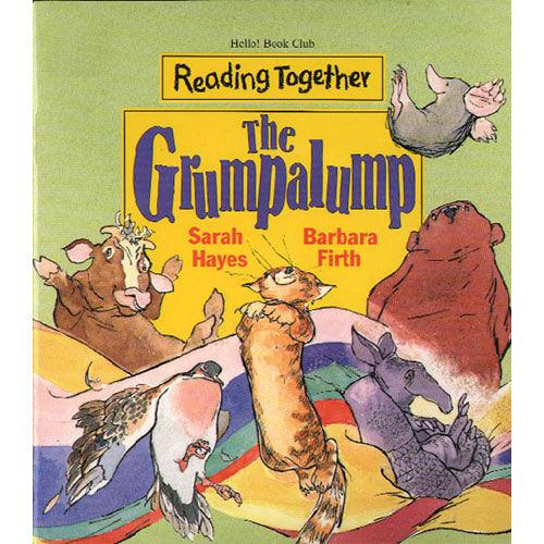 【Reading Together】The Grumpalump(1Book + 1CD)