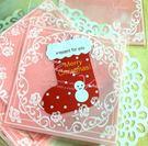 餅乾袋   日系粉色唯美大號   20枚一包售  月餅50g包裝袋 想購了超級小物