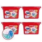 (四盒組+免運)OMO 3D洗衣膠囊225G(一盒15顆)