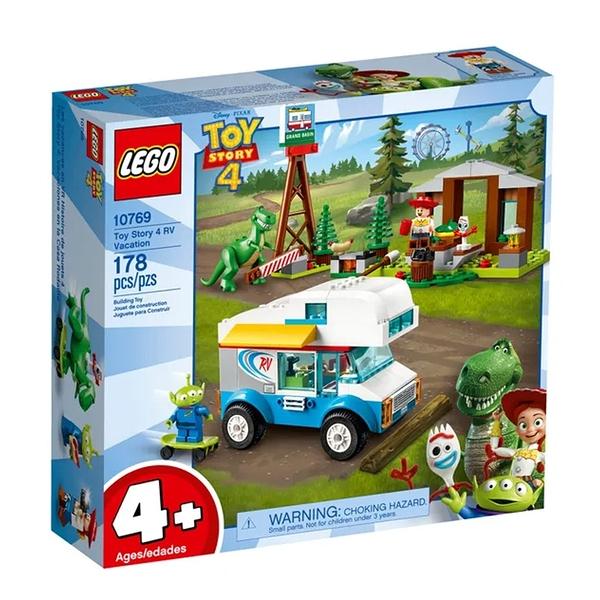 LEGO 樂高 Toy Story 4 玩具總動員系列 RV Vacation 10769