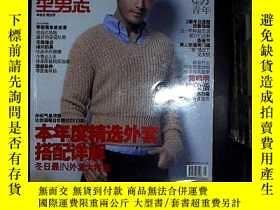 二手書博民逛書店Mens罕見JOKER型男志2010年12月號.Y180897
