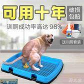 寵物貓狗通用圍欄式防濺便池xx4790【野之旅】TW