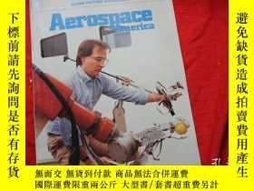 二手書博民逛書店Aerospace罕見America.1993Y16696 US