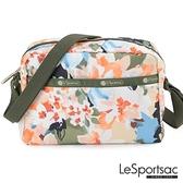 【南紡購物中心】LeSportsac - Standard 側背隨身包 (綻放藝彩) 2434P F906
