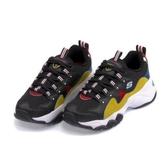 SKECHERS系列-D'LITES 3.0 女款休閒鞋-NO.12955BKYL