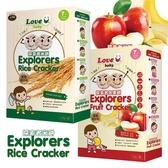 米大師 mastermi 探索者水果餅 (7m+)  寶寶副食品 糙米/蘋果香蕉  6129