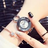 金米歐手錶女學生時尚手鐲手錶手鍊錶正韓防水女款腕錶WY