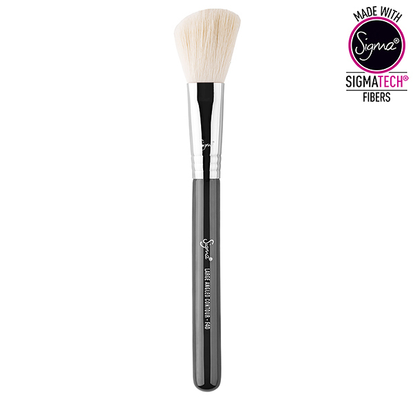 Sigma F40-大修容腮紅刷 Large Angled Contour Brush - WBK SHOP