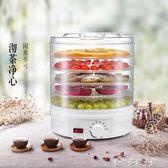 食物烘乾機220V家用小戶型專用乾果機食物脫水風乾機水果蔬菜寵物肉類食品烘乾機igo