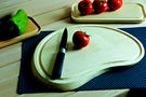 歐維吉諾 砧板 加拿大天然原木(楓木) 雙面可用 菜板