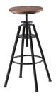 【南洋風休閒傢俱】吧台椅系列- HB05C吧台椅 洽談椅 鐵腳高吧椅 造型椅 時尚椅 CX919-2