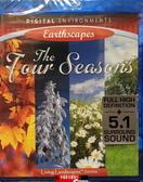 【停看聽音響唱片】【BD】世界上最美麗的地方:四季