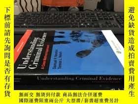 二手書博民逛書店Understanding罕見Criminal Evidence