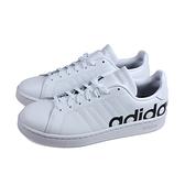 adidas GRAND COURT LTS 運動鞋 網球鞋 白色 男鞋 H04558 no961