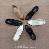 外貿斷碼處理真皮女鞋網紗透氣高跟粗跟深口春夏涼鞋 艾莎嚴選