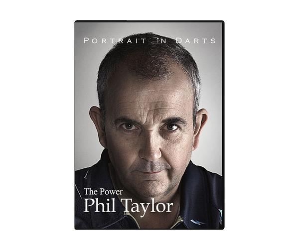 【PiD】Portrait in Darts Phil The Power Taylor 日本限定版 DARTS DVD