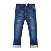 mothercare 藍色刷色牛仔褲-單寧系列(M0NB616)3A~8A