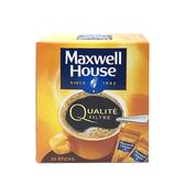 J-麥斯威爾歐式即溶咖啡條裝45G【愛買】