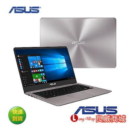 華碩 ASUS UX410UF 14吋筆電(i5-8250U/256G/MX130/石英灰) UX410UF-0043A8250U
