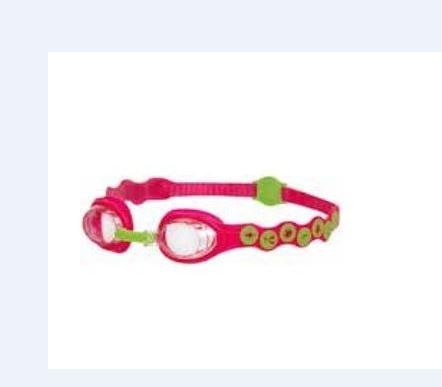 [陽光樂活] SPEEDO 幼童泳鏡 Sea Squad 2-6歲適用 SD8083828028N 紅/綠
