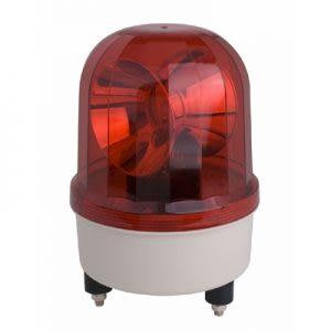 防盜 音響 監控 批發中心 停車場車道管制系統 車道18cm旋轉警示燈LK-107-2 感應燈 偵測器