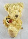 【震撼精品百貨】日本泰迪熊~造型熊窗戶綁扣『絨毛』