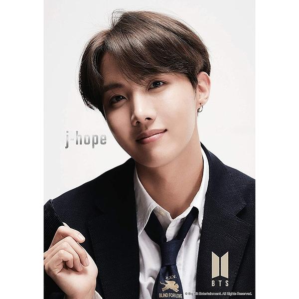 BTS防彈少年團 拼圖 MAP OF THE SOUL: 7 J-hope 108片_EP41304