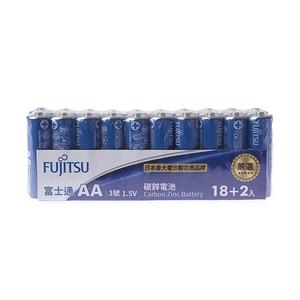 富士通3號碳鋅電池AA(18+2入量販包)