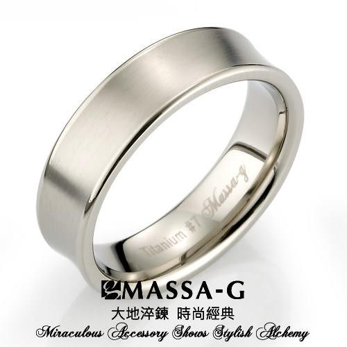 Sware 鈦金男戒  MASSA-G  DECO系列 Double Ring