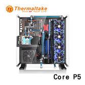 Thermaltake 曜越 Core P5 ATX (0大4小) 壁掛式機殼