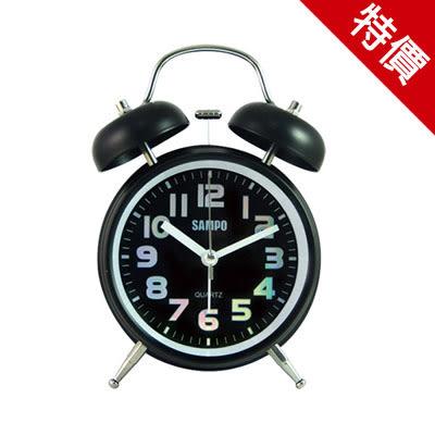 SAMPO聲寶圓形鬧鐘PY-Z1207ML【KE06005】JC雜貨