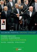 【正版全新DVD清倉  4.5折】2008薩爾茲堡開幕音樂會~布列茲與巴倫波因之夜 DVD