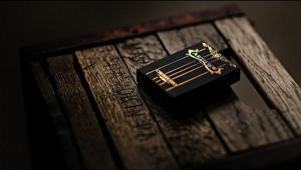 撲克牌 Artifice 金色
