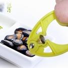 剝殼器 瓜子剝殼器西瓜子夾葵花籽開心果去殼器瓜子鉗2個剝開嗑瓜子神器 晶彩 99免運