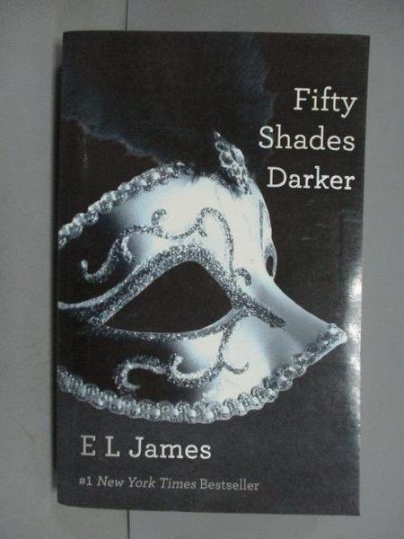 【書寶二手書T5/原文小說_GSR】Fifty Shades Darker 2_E L James