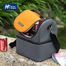 15L雙層保溫保鮮袋 妙管家 戶外野餐隨身用 露營野餐郊遊食材保鮮#04307