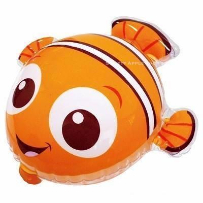 日本限定 迪士尼 海底總動員  多莉&尼莫 充氣氣球2入組