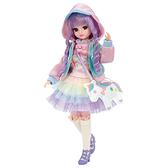 莉卡娃娃配件 LW-18 夢幻彩虹獨角獸服裝組_LA17088