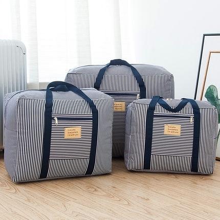 棉被子衣服收納袋大號家用牛津布行李搬家打包手提袋【聚寶屋】