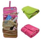 (免運)Buy917 韓版 出國旅行 折疊 多袋式  盥洗衛浴 化妝包 還送防水手機袋