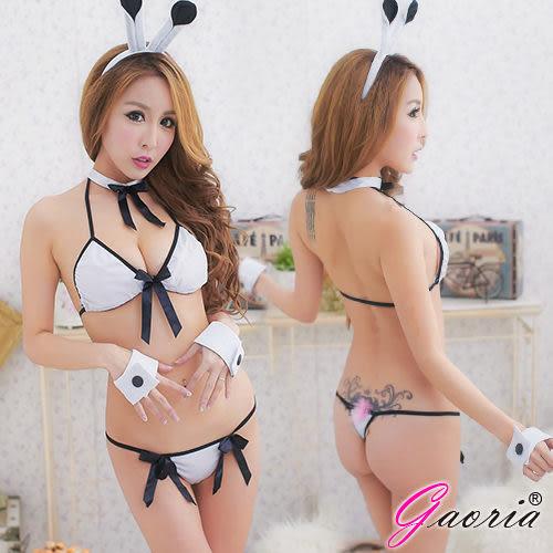 情趣睡衣 全館免運  ❤性感睡衣角色扮演 Gaoria 兔女郎裝兔子服 迷途小兔 情趣睡衣cosplay角色服