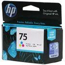 【奇奇文具】【HP 墨水匣】CB337WA NO.75 彩色原廠墨水匣/適用C4580/J5780/J6480