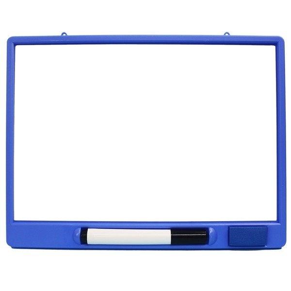 台灣製 電視小白板 磁性白板/一個入(促99) 310mm x 237mm 磁性小白板-上裕MB310A