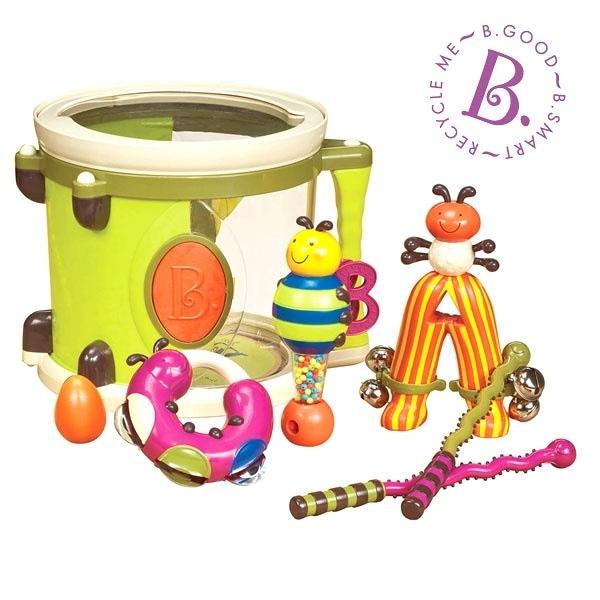 美國B.Toys 砰砰砰打擊樂團 1099元(無法超商取件)