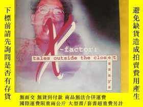 二手書博民逛書店X-factor:tales罕見outside the clos