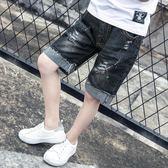 馬褲男童短褲子夏季2018新款韓版五分褲