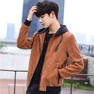 經典流行韓式風格百搭休閒連帽外套